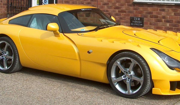 TVR Body Repair Specialist